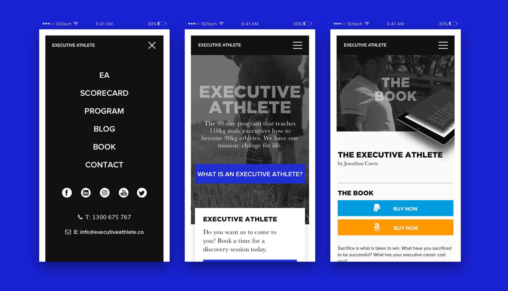 Executive Athlete