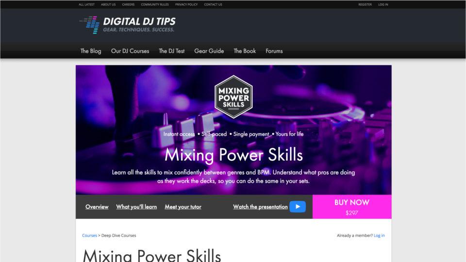 Digital DJ Tips