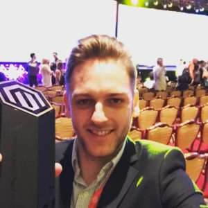 SOtech with Magento award